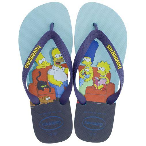 Havaianas Simpsons Azul vEgu6kz