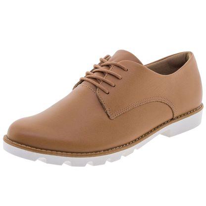 Sapato-Feminino-Oxford-Camel-Usaflex---X5705-01
