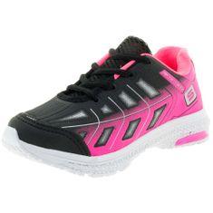 Tenis-Infantil-Feminino-Preto-Pink-SNEEK'S---N2020-01