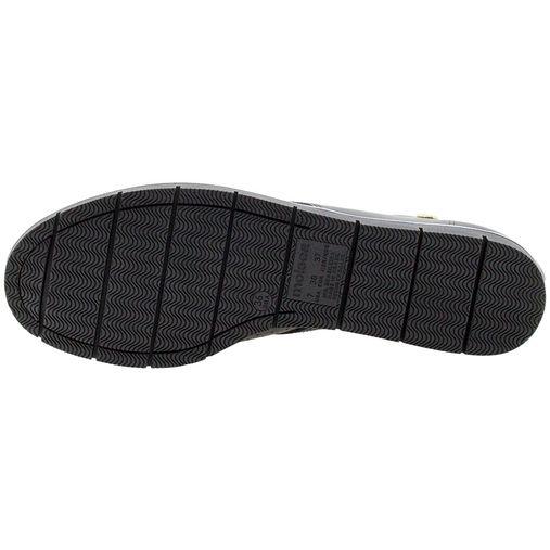 04d2210fd Sapato Feminino Oxford Preto Moleca - 5613304 - Clovis Atacado
