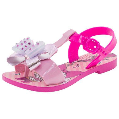 2b646c4f5fb Sandália Infantil Feminina Lol Surprise Pink Grendene Kids - 21802 - 12  Pares. 1
